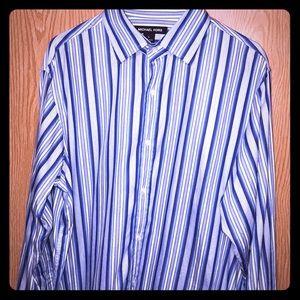 Michael Kors Button Down Shirt - Sz L